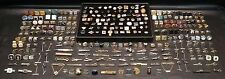 380 Pieces of Vintage Cufflinks, Tie Bars & Tie Pins from Swank, Anson, & More