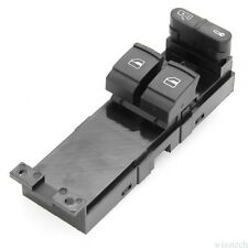 For SKODA Fabia Octavia DRIVER Electric Power Window Switch Button 1J3 959 857A