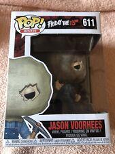 Jason Voorhees Funko Pop Vinyl Figure #611 Friday The 13th Sack Bag Head Mask