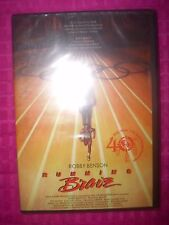 Running Brave (DVD) BRAND NEW - SEALED! RARE GOLD MEDAL 40TH ANNIVERSARY EDITION