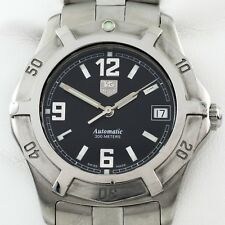Tag Heuer Stainless Steel Men's Automatic Watch 200 M WN2111 w/ Date