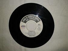 """Champagne / Sugar And Candies-Disco Vinile 45 Giri 7"""" Edizione Promo Juke Box"""