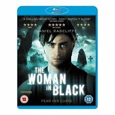 Daniel Radcliffe The Woman in Black 2012 British Horror Film UK Blu-ray