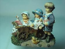 Christine Haworth CARTING COMPANIONS Figurine Paintbox Poppets Leonardo