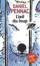 L' oeil du loup (Pocket Jeunesse) von Pennac, Daniel