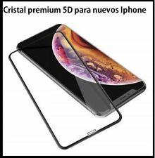 Cristal templado 5D Iphone 6-6s-7-8-Plus-X-XS-XS MAX-XR-11 Pro 11 11 Pro Max