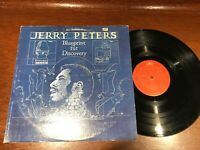 Jerry Peters – Blueprint For Discovery - G+/VG+ Vinyl LP Record