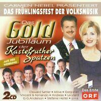 Das Frühlingsfest der Volksmusik (2002, Carmen Nebel, ARD) Kastelruther.. [2 CD]