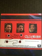 CLOCKERS Laserdisc Letterbox version