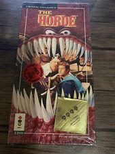 Panasonic 3DO The Horde Video Game New and Sealed in Long Box!!