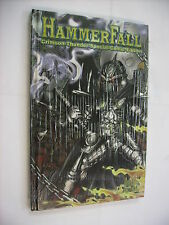 HAMMERFALL - CRIMSON THUNDER - 2002 RARE SPECIAL COMIC EDITION CD - NEW SEALED