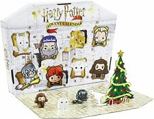 Harry Potter Ooshies Advent Calendar 24 x Mini Figures Collectables Brand New