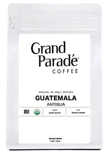 Organic Guatemalan Antigua Dark Roast, Fresh Roasted Ground Coffee, 1 LB Bag
