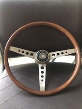 Ford Mustang Shelby, GT,more 1968 Secura Wooden steering Wheel, NOS, Super Rare.