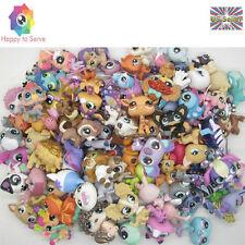Mini Doll Little Pet Shop Dog Cat Figure Child Girls Lot Of 10 PCS Random Toys