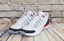 Nike Men's Zoom Vapor RF x AJ3 Federer Jordan 3 Fire Red White