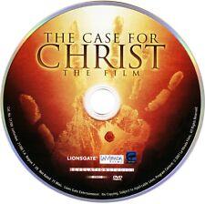 Brand New Case for Christ Documentary Lee Strobel (DVD, 2007)
