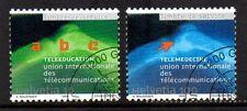 Switzerland / ITU - 1999 Tele-learning Mi. 16-17 FU