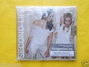 paola e chiara paola & chiara second life radio edit cd single 2007 sigillato gq