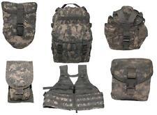 US Army MOLLE II ACU UCP Rifleman Infantry Men Rucksack Weste Taschen pouch Set