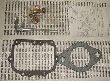 OLIVER TRACTOR 1750 1800 1850 GAS CARBURETOR REPAIR REBUILD KIT MARVEL SCHEBLER