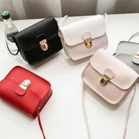 Women's Small Shoulder Bag PU Leather Messenger Bag Handbag Party Cross Body Bag