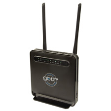 Gotw3 4G Lte Prepaid Home Internet Router with At&T Sim Card! Great for Rural!