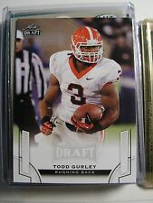 Todd Gurley 2015 Leaf Draft Rookie Card Los Angeles Rams NFL FOOTBALL 55