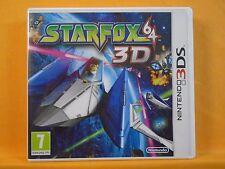 3DS STARFOX Star Fox 64 3D Action Adventure Remake Lite DSi 3DS PAL REGION FREE