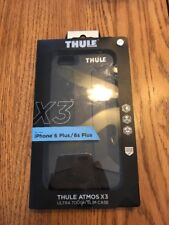 Thule Atmos X3 Ultra Tough Slim Case iPhone 6 Plus/6s Plus  Black TAIE-3125 E-63