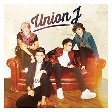 UNION J - UNION J: CD ALBUM (2013)