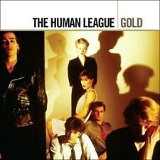 THE HUMAN LEAGUE - GOLD 2 CD NEW+