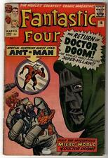 MARVEL VG+  Comics  4.5   DR DOOM ANT MAN  FANTASTIC FOUR  #16