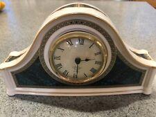 Lenox Mantle Clock Classic Edition 9�