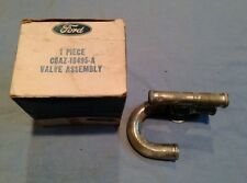 1968 FORD GALAXIE-MERCURY HEATER WATER CONTROL VALVE ASSEMBLY #C8AZ-18495-A NOS