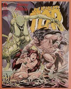 JOE KUBERT'S TOR #2 ~ VF 1993 EPIC MARVEL COMICS ~ JOE KUBERT COVER, STORY & ART