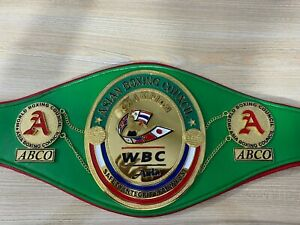 WBC World Boxing Champion A+ Quality Replica Belt