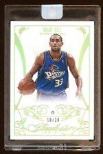 2013-14 Flawless Grant Hill Diamond Gem 17/20 Duke/Pistons