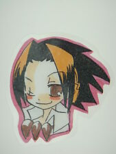 Japanese Anime Shaman King Doujin Fanart Bookmark I001