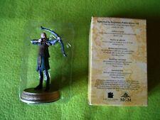 Lo Hobbit -  Legolas Greenleaf Figure Eaglemoss/Fabbri