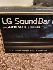 More details for lg sn11rg 7.1.4 channel smart soundbar