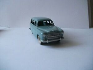 DINKY  24F  PEUGEOT  WAGON,  RESTORE  MADE  IN  FRANCE