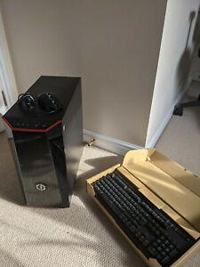 Gaming Computer | AMD Ryzen 2500X | GTX 1060 | 8GB RAM | KEYBOARD + MOUSE