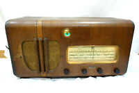 Knight Tube Westinghouse Shortwave / Broadcast Radio Works Electrically Restored