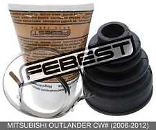Boot Inner Cv Joint Kit 59.8X85X19.2 For Mitsubishi Outlander Cw# (2006-2012)