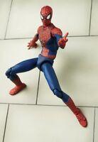 MEDICOM TOY MAFEX No.004 THE AMAZING SPIDER-MAN 2 SPIDER-MAN DX Set Figure NEW