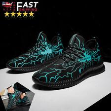 Men's Athletic Running Casual Shoes Comfort Outdoor Walking Tennis Sneakers Gym