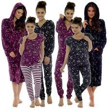 Harry Potter Inspired Ladies Womens Pyjamas Gown Bath Robe 1Onesie Hooded  Stars 6d20673eb