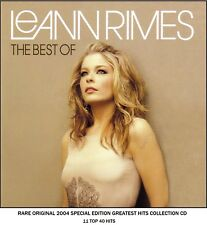 Leann Rimes - The Very Best 20 Greatest Hits Collection CD - 90's Country Pop