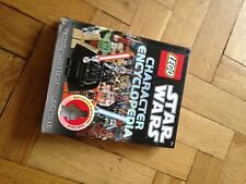 Lego Star Wars Book, Character Encyclopaedia, Used, No Figure